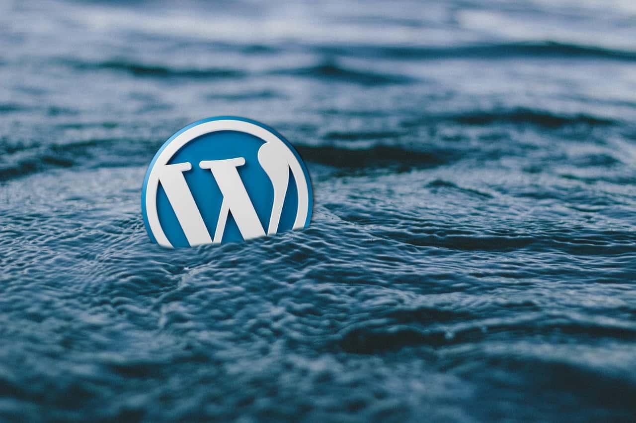 WordPress-sisällönhallinta-/julkaisujärjestelmä