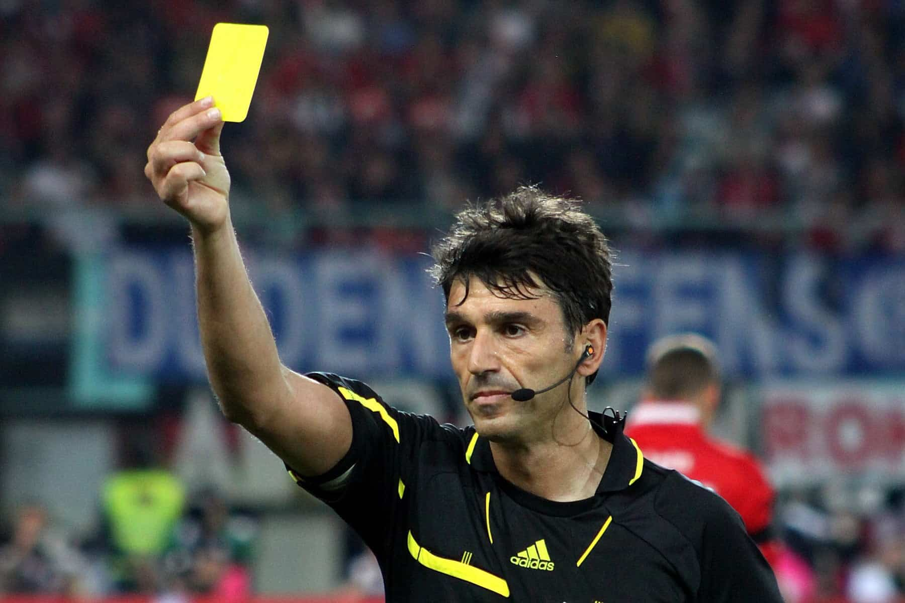 keltainen kortti