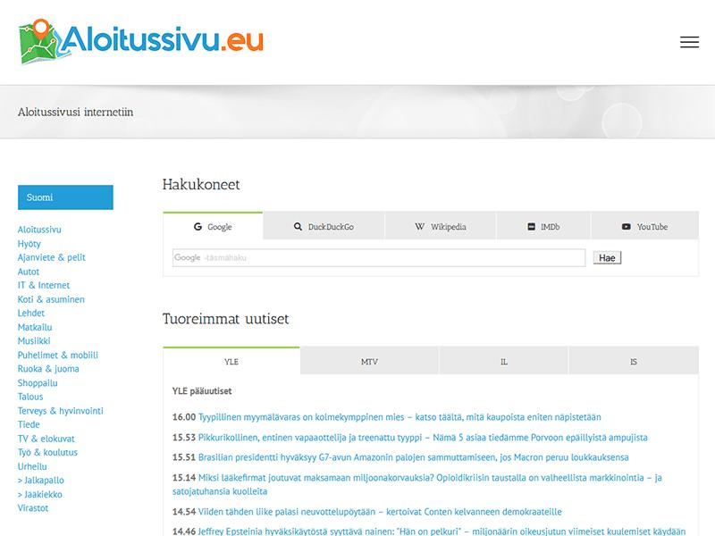 Aloitussivu.eu
