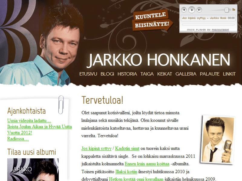 Jarkko Honkanen