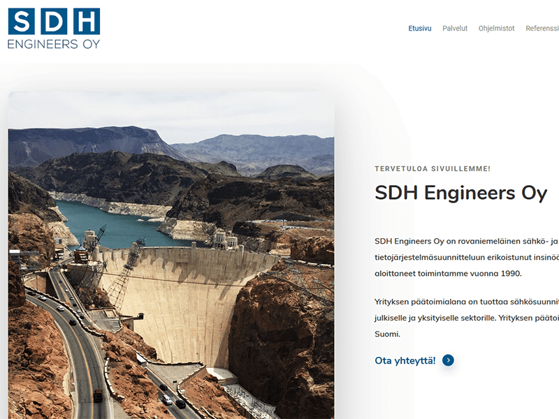 SDH Engineers Oy