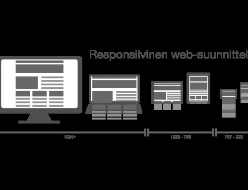 Responsiivinen web-suunnittelu